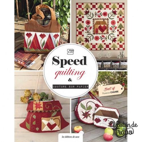 Libro Speed Quilting et Couture Sur...
