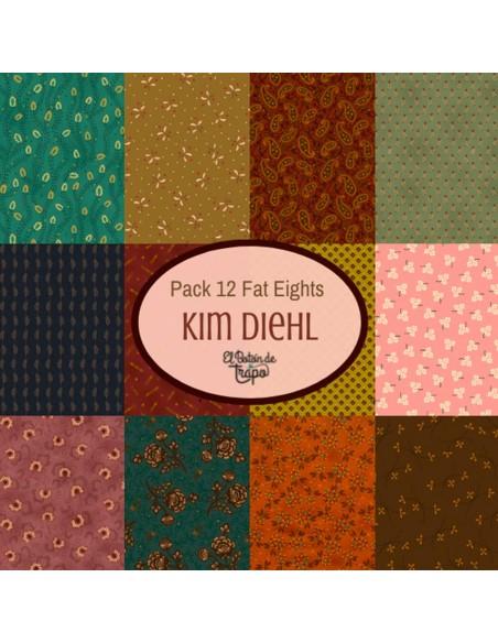 Pack de Fat Eights de Kim Diehl