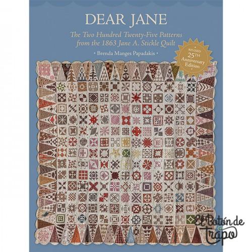 Libro Dear Jane (PREVENTA OCTUBRE 2021)