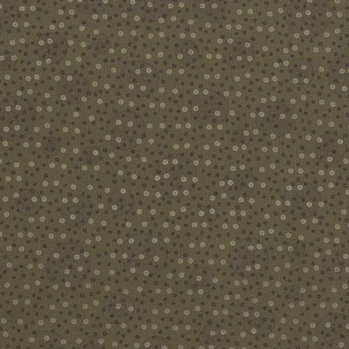 Tela Needles & Pins Botones Verde