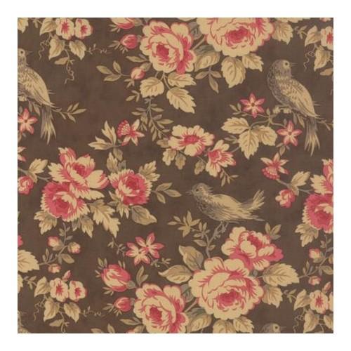 Tela Mille Couleurs Serenata Floral...
