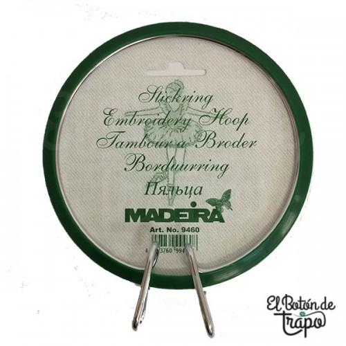 Bastidor Plástico Bordar Madeira 13...