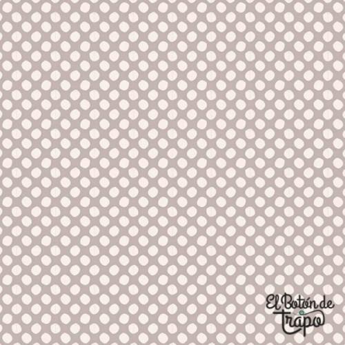 Tela Tilda Paint Dots Grey