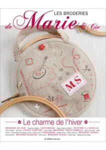 Revista Marie Suarez Les Broderies de Marie e Cie